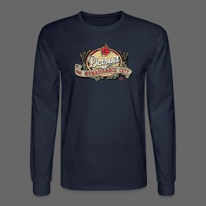 The Renaissance City - Men's Long Sleeve T-Shirt
