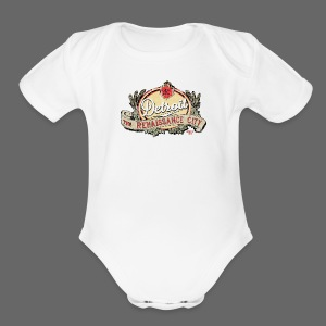 The Renaissance City - Short Sleeve Baby Bodysuit
