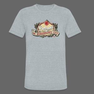 The Renaissance City - Unisex Tri-Blend T-Shirt