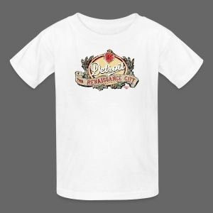 The Renaissance City - Kids' T-Shirt