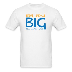 Run Big Tee - Men's T-Shirt