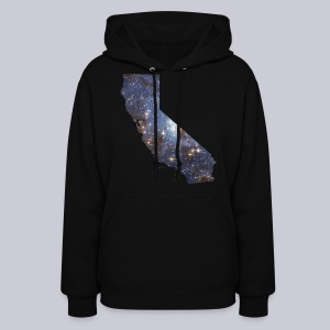 California is Full of Stars - Women's Hoodie