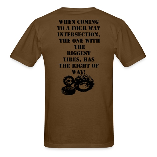 LIFTED LIFE STYLE - Men's T-Shirt