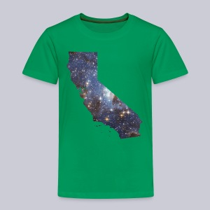 California is Full of Stars - Toddler Premium T-Shirt