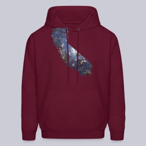California is Full of Stars - Men's Hoodie