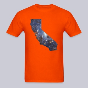 California is Full of Stars - Men's T-Shirt