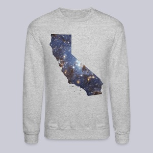 California is Full of Stars - Crewneck Sweatshirt