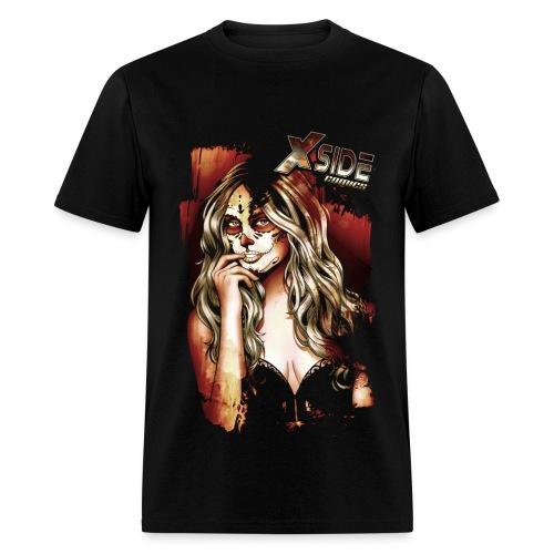 Dia De Los Muertos XSIDE Tee - Men's T-Shirt
