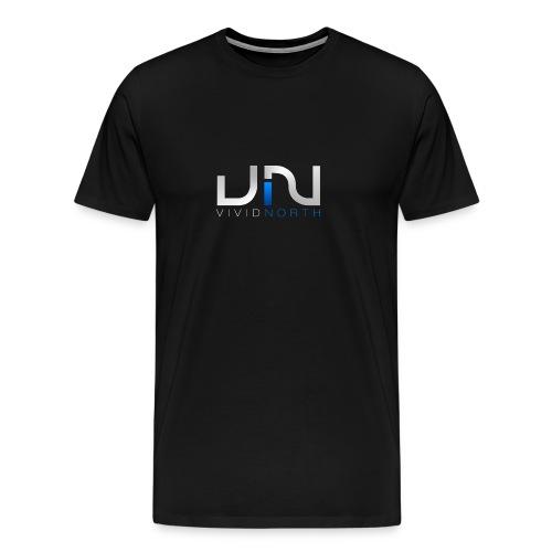 Vivid North Men's T-Shirt - Men's Premium T-Shirt