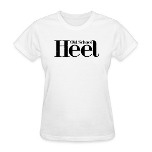 Old School Heel (Women) - Women's T-Shirt