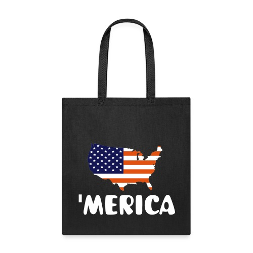 Proud to be an American - Tote Bag