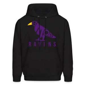 Baltimore Ravens - Men's Hoodie