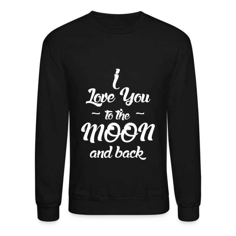 Boutique I love you to the moon and back i love you to the moon and back sweat-shirts conçue par mikalakirkfgs ainsi que d'autres marchandises i love you to the moon and back à TeePublic. By continuing to browse the site you are agreeing to TeePublic's usage of cookies.