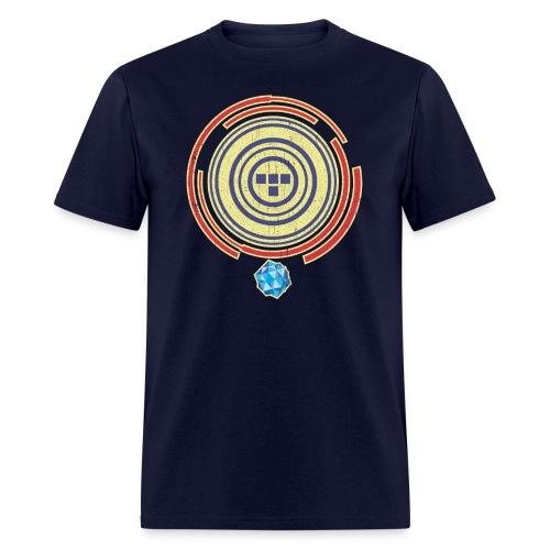 Tron: Data Disc - Men's T-Shirt