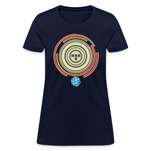 Tron: Data Disc - Women's T-Shirt