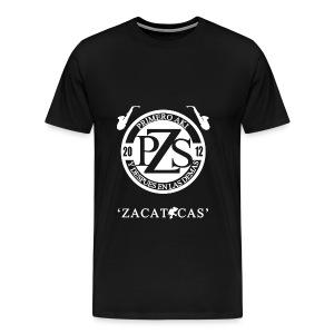 PZS 'Zacatecas' | Caballero - Men's Premium T-Shirt
