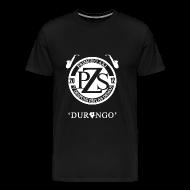 T-Shirts ~ Men's Premium T-Shirt ~ PZS 'Durango'   Caballero