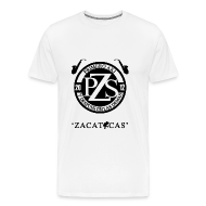 T-Shirts ~ Men's Premium T-Shirt ~ PZS 'Zacatecas'   Caballero