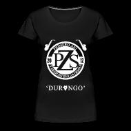 Women's T-Shirts ~ Women's Premium T-Shirt ~ PZS 'Durango' | Dama