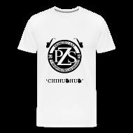 T-Shirts ~ Men's Premium T-Shirt ~ PZS 'Chihuahua' | Caballero