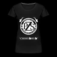 T-Shirts ~ Women's Premium T-Shirt ~ PZS 'Chihuahua' | Dama