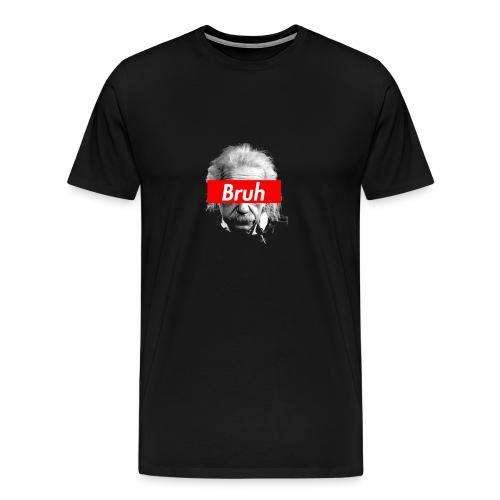 bruh mid - Men's Premium T-Shirt