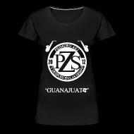 T-Shirts ~ Women's Premium T-Shirt ~ PZS 'Guanajuato'   Caballero