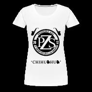T-Shirts ~ Women's Premium T-Shirt ~ PZS 'Chihuahua'   Dama