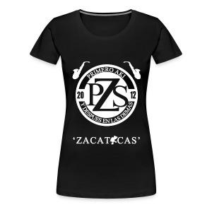 PZS 'Zacatecas' | Dama - Women's Premium T-Shirt