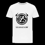 T-Shirts ~ Men's Premium T-Shirt ~ PZS 'Guanajuato'   Caballero
