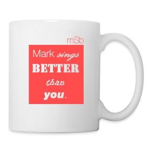 BETTER Mug - Coffee/Tea Mug