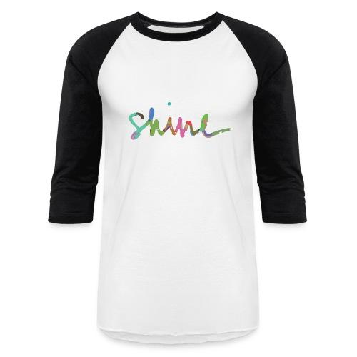 Shine - Baseball T-Shirt