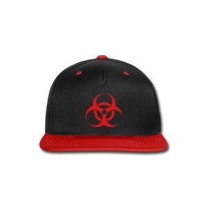 virus 57 - Snap-back Baseball Cap