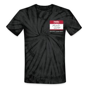 Miracle Worker Tie-Dye - Unisex Tie Dye T-Shirt