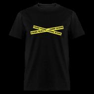 T-Shirts ~ Men's T-Shirt ~ Crime Scene Tape