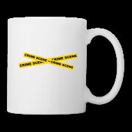 Mugs & Drinkware ~ Coffee/Tea Mug ~ Crime Scene Tape