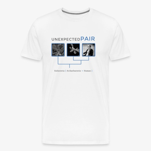 An unexpected pair - Men's Premium T-Shirt