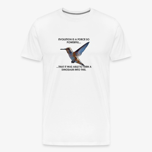A powerful force - Men's Premium T-Shirt