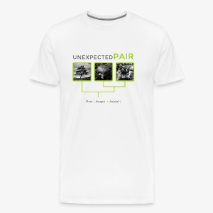 An unexpected pair - Men's Premium T-Shirt