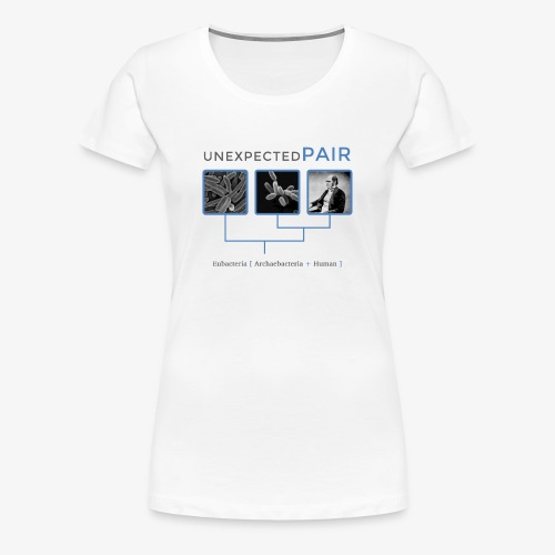 An unexpected pair - Women's Premium T-Shirt