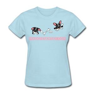 Maggiesensei - The Bone Equation - pink (Lady's) - Women's T-Shirt