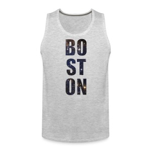 Boston Full of Stars - Men's Premium Tank