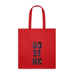 Boston Full of Stars - Tote Bag