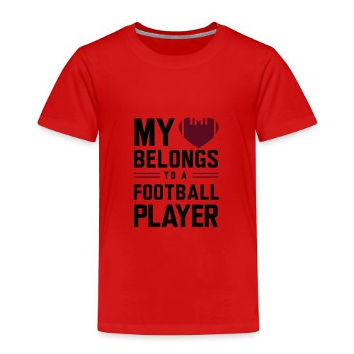 A TRUE FIFA PLAYERS SHIRT RECOM BY SAHIL THAPAR! - Toddler Premium T-Shirt