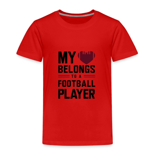 A TRUE FIFA PLAYERS SHIRT RECOM BY SAHIL THAPAR! - Toddler Premium T-Shirt