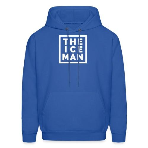 The Ice Man - Royal Blue Hoodie - Men's Hoodie
