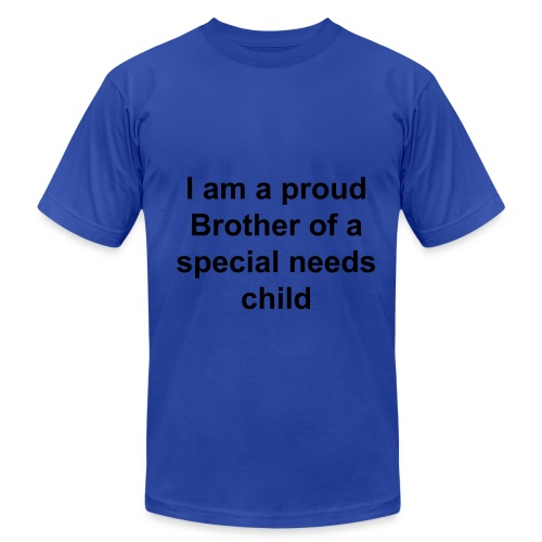 Proud brother t-shirt - Men's Fine Jersey T-Shirt