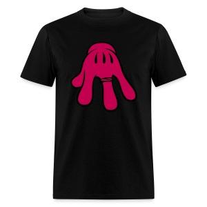 Gloved T-Shirt - Men's T-Shirt
