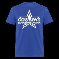 T-Shirts ~ Men's T-Shirt ~ Boys Make Me Drink Shirt