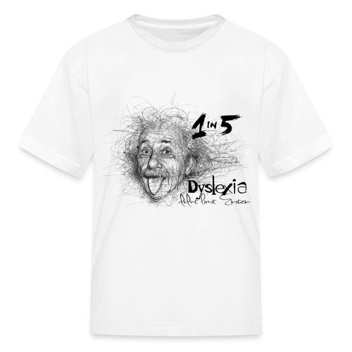 Kids Dyslexia Awareness Month - Kids' T-Shirt